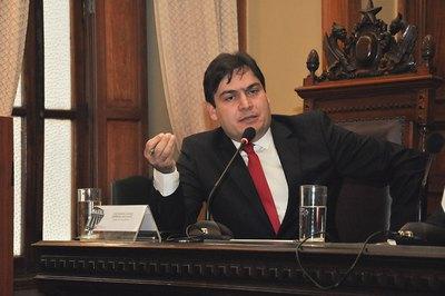 Juiz Renan Chaves Machado. Crédito: Divulgação   TJMG