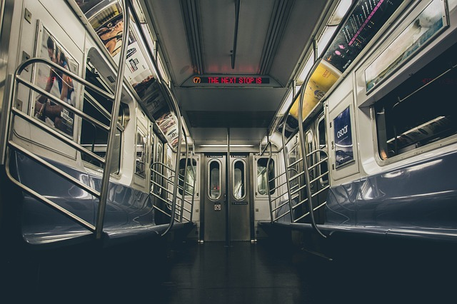 Metro. Crédito: Pixabay