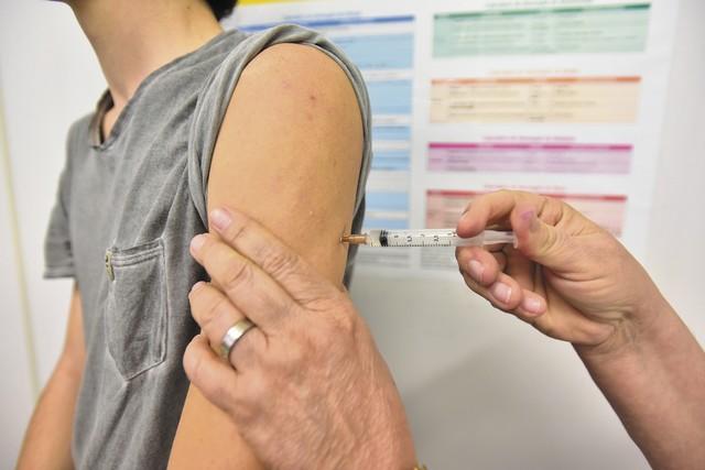 Vacina é única forma de prevenir o sarampo. Crédito: Marcelo Prest/ Arquivo A Gazeta