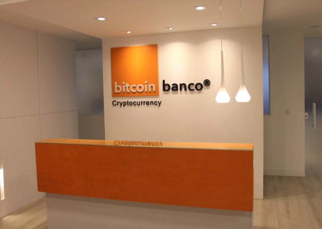 Sede da Bitcoin Banco. Crédito: Divulgação/Bitcoin Banco