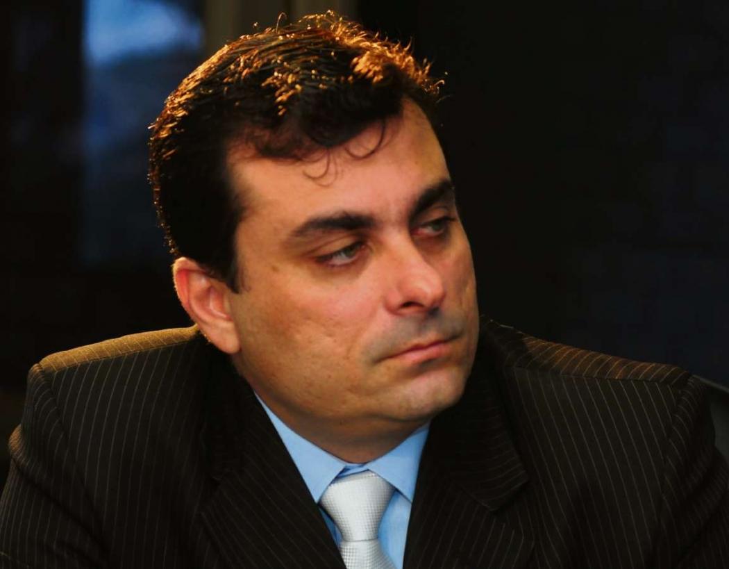 Leonardo Schuler, advogado que representa grupo que briga na Justiça por direito a bitcoin. Crédito: Ricardo Medeiros