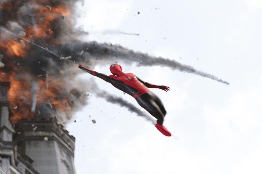 Homem-Aranha: Longe de Casa. Crédito: Marvel/Divulgação
