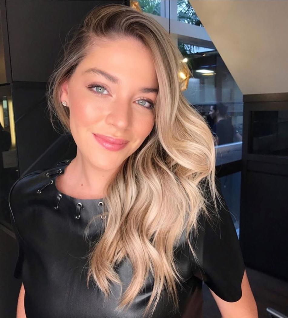 A atriz Luma Costa. Crédito: Reprodução/Instagram @lumacostaa