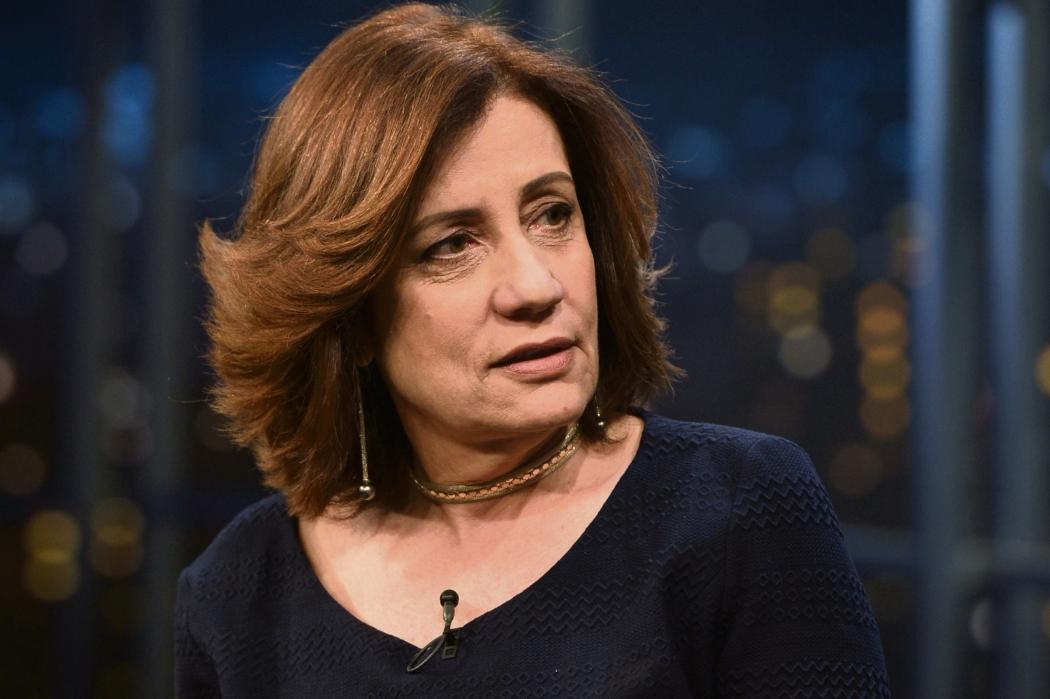 Jornalista Miriam Leitão. Crédito: Divulgação