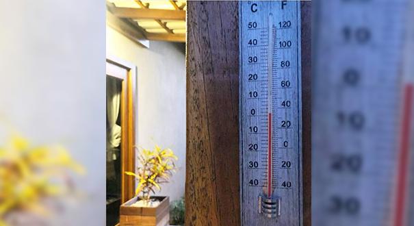 1,5°C e geada no distrito de Aracê, em Domingos Martins. Crédito: Vagner Uliana