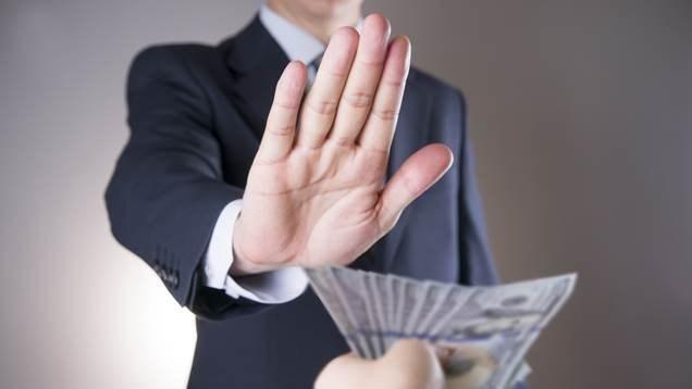 Em quatro anos da Lei Anticorrupção no Estado, 38 empresas foram punidas com aplicação de R$ 6 milhões em multas. . Crédito: Divulgação