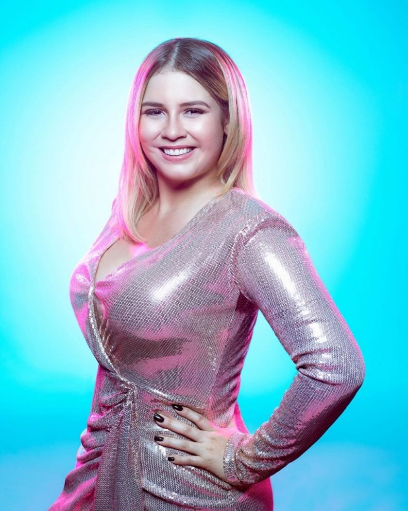 A cantora Marília Mendonça. Crédito: Pedro Dimitrow