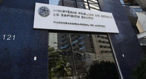 Sede do Ministério Público do Espírito Santo, na Enseada do Suá, Vitória. Crédito: Vitor Jubini