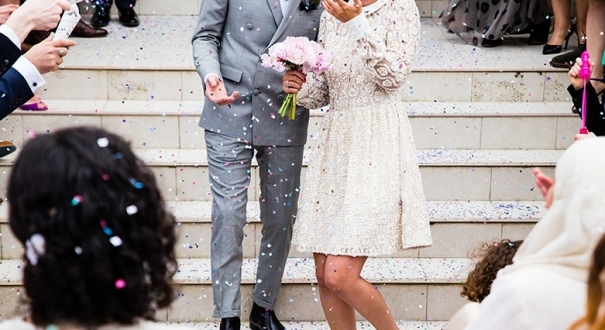 Procedimento para publicação formalidade para casamento civil poderá ser feito online. Crédito: Divulgação/TJES