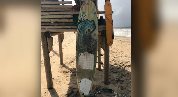 O homem, que não teve nome e idade reveladas, morreu afogado na manhã desta sexta-feira (19). Crédito: Internauta | Gazeta Online