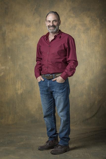 O ator Marco Ricca. Crédito: Globo/Paulo Belote