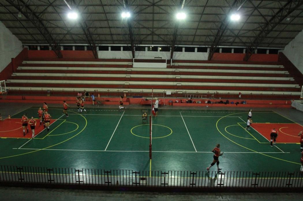 Clube Saldanha da Gama, em Vitória. Crédito: Saldanha da Gama/Divulgação