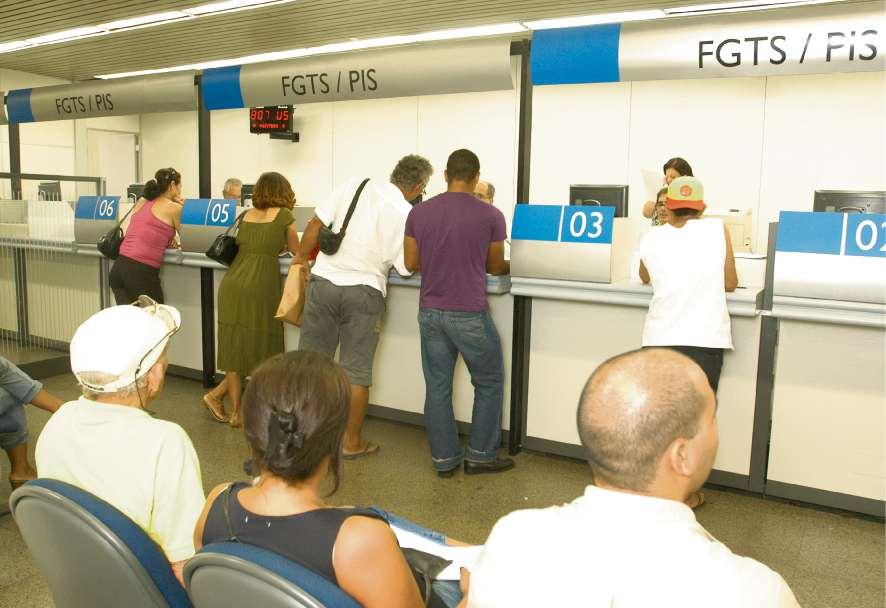 Governo pode elevar rentabilidade de contas do fundo. Crédito: Edson Chagas/Arquivo                        Edson Chagas