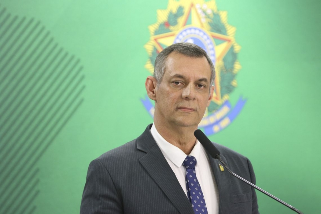 O porta-voz da Presidência  Otávio do Rêgo Barros. Crédito: Valter Campanato/Agência Brasil
