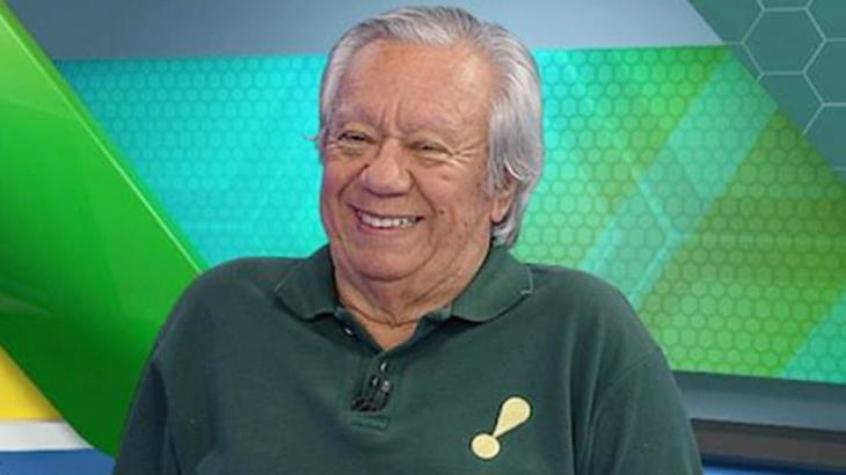 Juarez Soares trabalhou na Globo, Band, Record, SBT e RedeTV  . Crédito: Reprodução/RedeTV