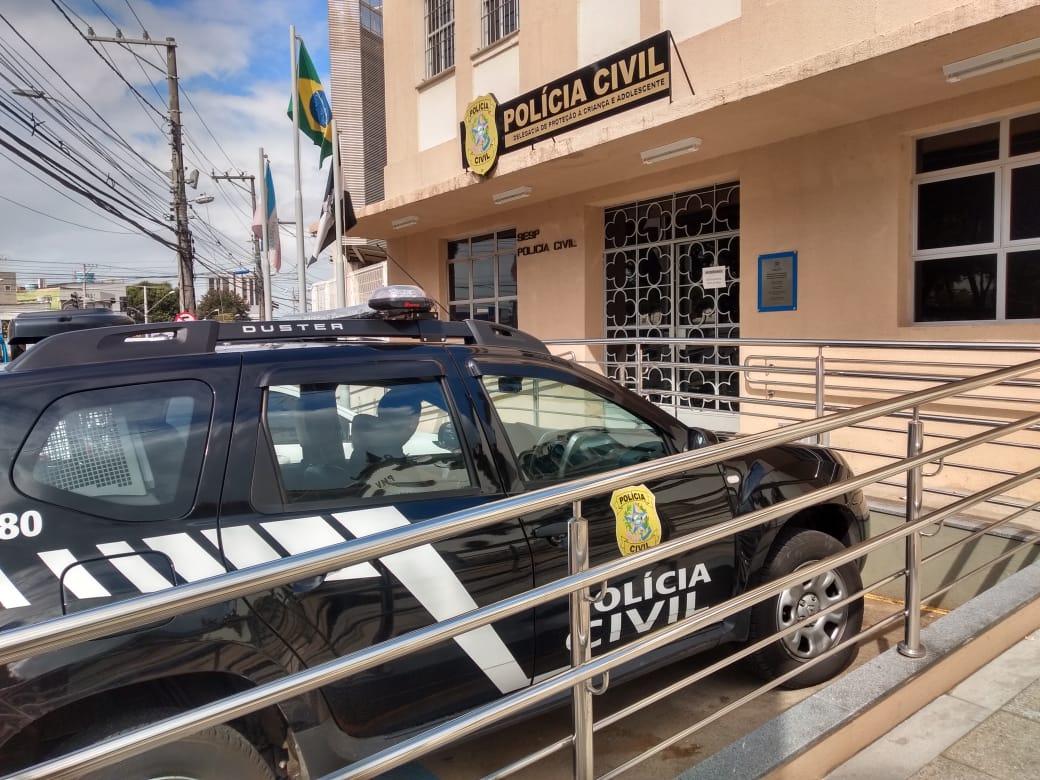 Sede da Delegacia de Proteção à Criança e ao Adolescente (DPCA), onde perfurador prestou depoimento antes de ser preso. Crédito: Esthefany Mesquita