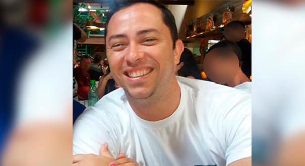 Motorista de aplicativo desaparece após corrida na Serra. Crédito: Reprodução/Facebook