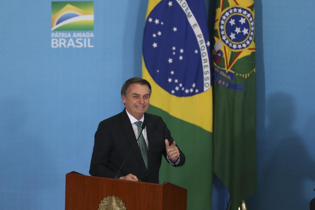 Bolsonaro escolhe militares e filiados ao PSL para comissão de mortos e desaparecidos. Crédito: Jose Cruz/Agência Brasil