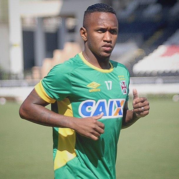 Yago Moreira, ex-jogador do Vasco. Crédito: Reprodução/Instagram