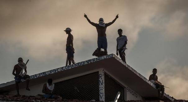 Guerra de facções no Brasil