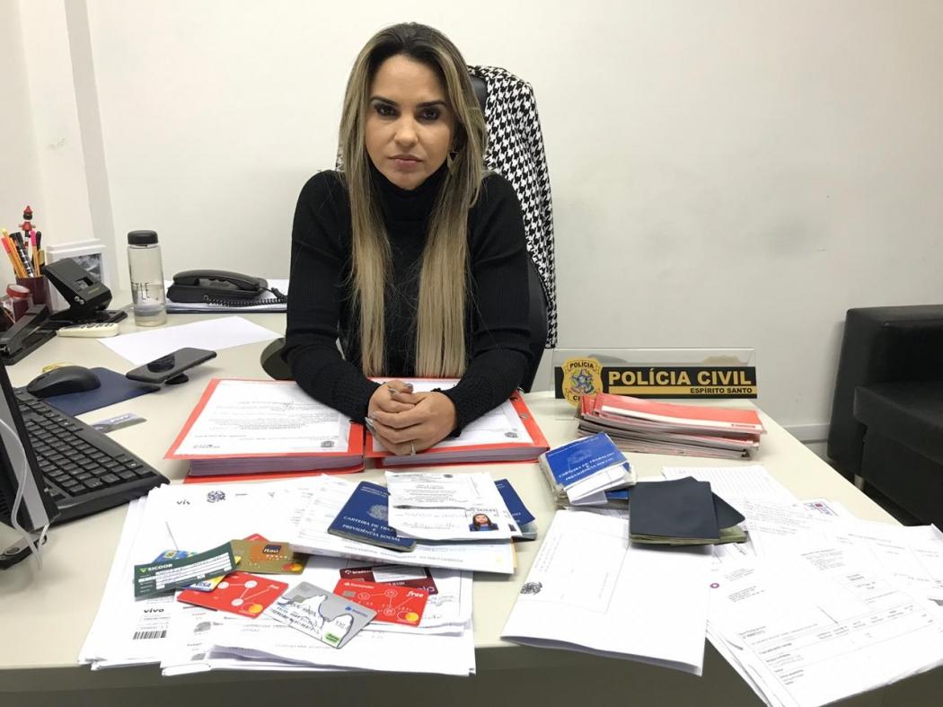 Polícia prende quadrilha que aplicava golpes em bancos para conseguir empréstimos. Crédito: Ana Paula Mello