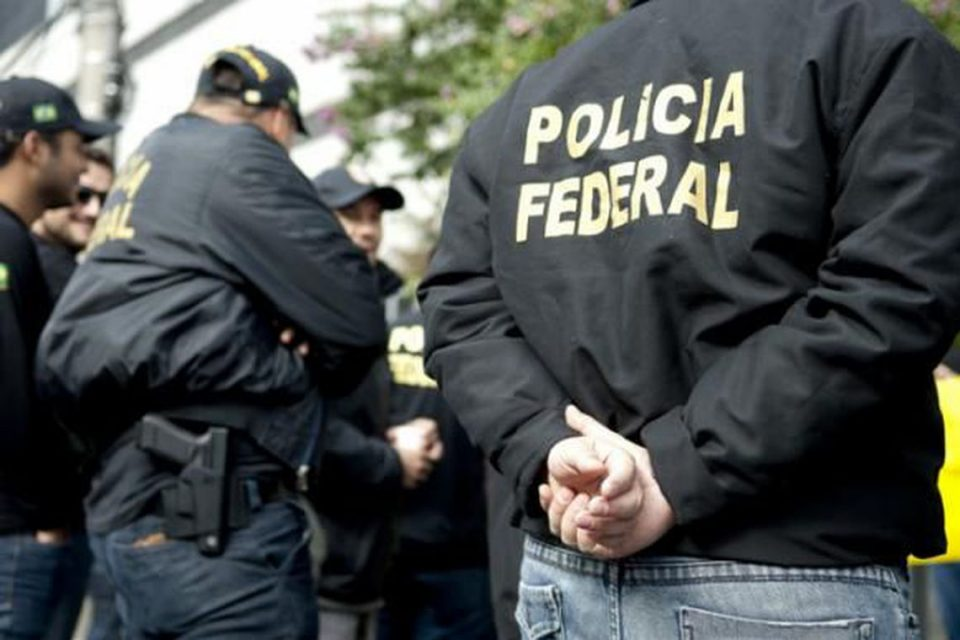 PF: segunda fase de operação que deteve hackers foi deflagrada. Crédito: Agência Brasil