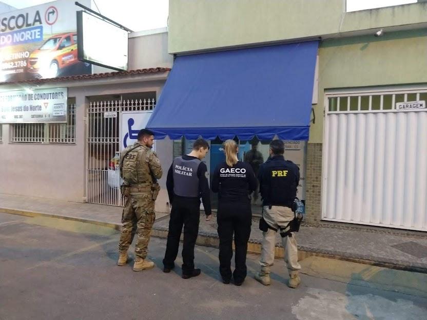 Fraude de R$ 100 milhões é investigada no Espírito Santo. Crédito: Divulgação/MPES