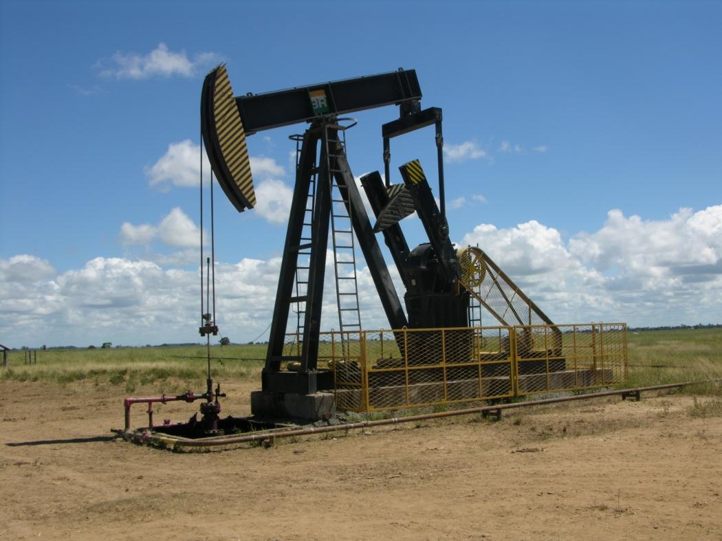 Campos de exploração em terra do Norte do Estado podem ser vendidos pela estatal. Crédito: Fabrício Marvila | GZ