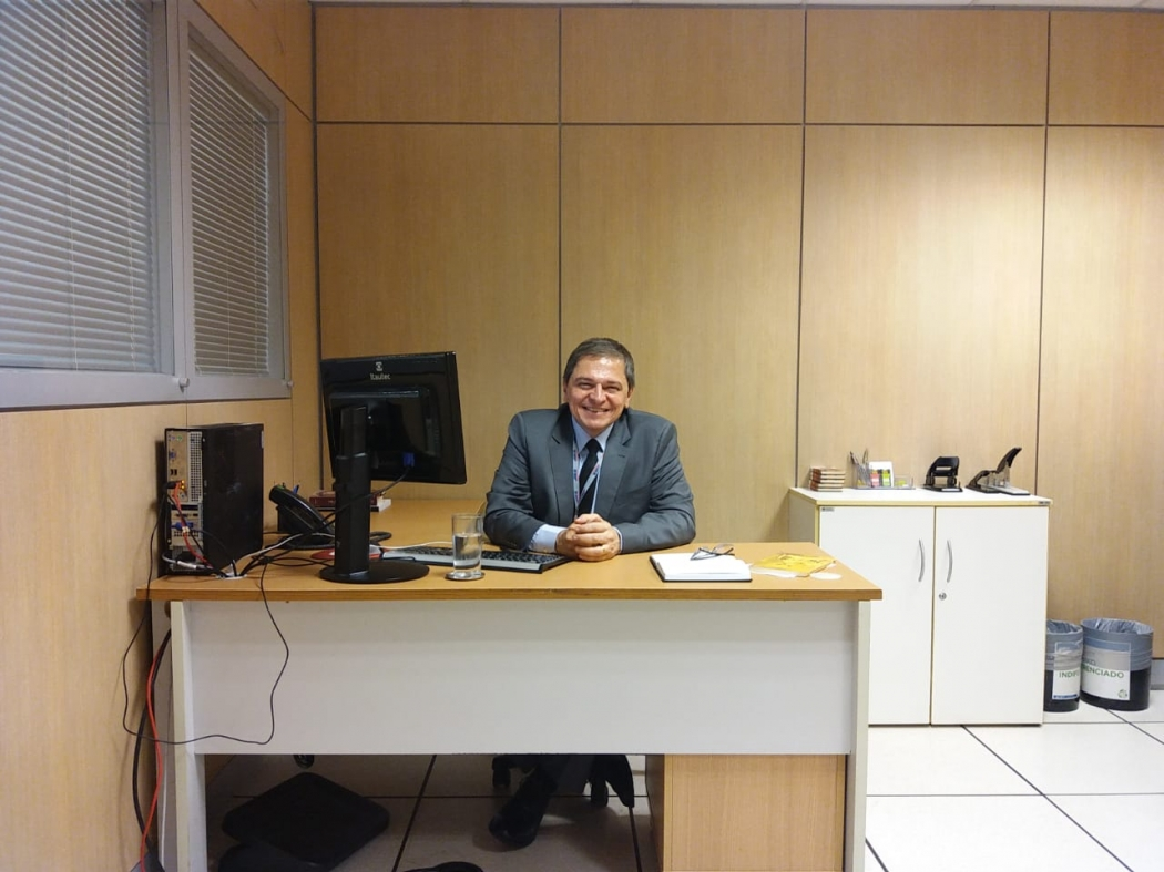 Ricardo da Costa, professor da Ufes, atua no governo Bolsonaro. Crédito: Facebook Ricardo da Costa