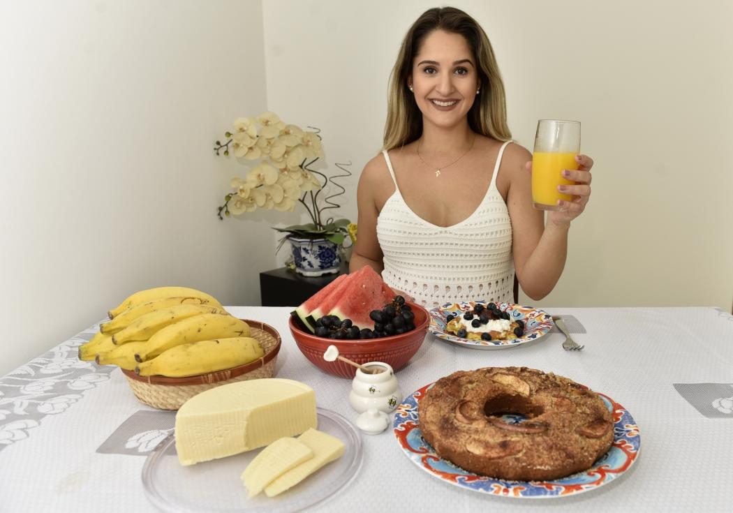 Dieta de grávida: os alimentos proibidos. Crédito:    Fernando Madeira