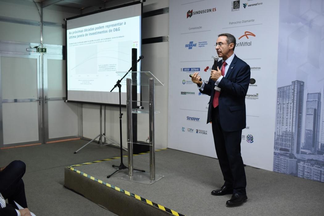 Representante do IBP disse que, investimentos no setor de petróleo e gás podem chegar a R$ 40 bilhões em 2022. Crédito: Thiers Turini - Divulgação