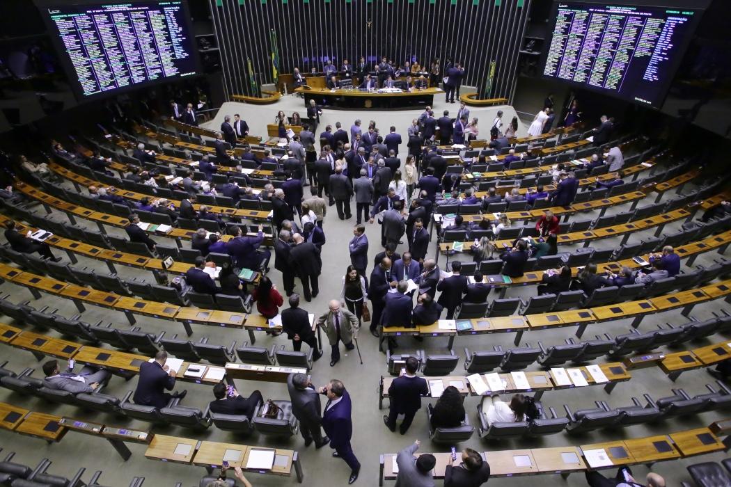 Câmara vota destaques da reforma da Previdência nesta quarta-feira (7). Crédito: Cleia Viana/Câmara dos Deputados