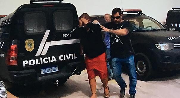 Mário César Gadiol confessou que cometeu o crime porque sua filha foi estuprada pelo pedreiro. Crédito: Reprodução/TV Gazeta