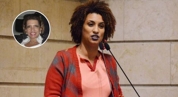 Desembargadora vira ré por calúnia contra Marielle após decisão do STJ. Crédito: Gazeta Online