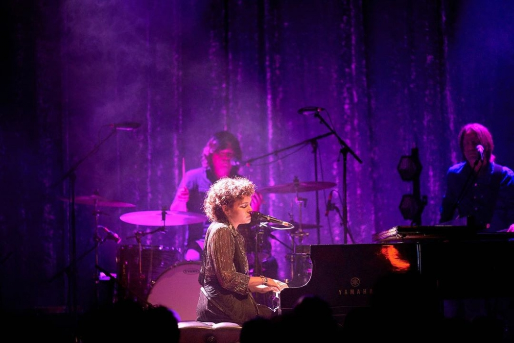 A cantora e pianista Norah Jones. Crédito: Justin Heyes/Moonloop Photography LLC