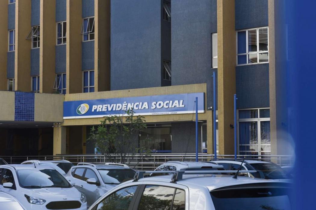 INSS em Vitória: pedidos de aposentadoria cresceram no Brasil. Crédito: Vitor Jubini