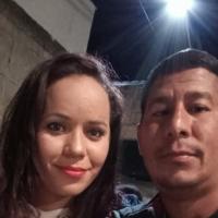 Karina e Adão seguiam para um churrasco em Viana