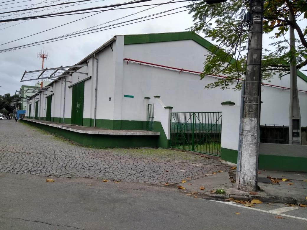 Galpões do IBC, em Jardim da Penha, Vitória, podem estar entre os cotados pelo governo. Crédito: CONAB