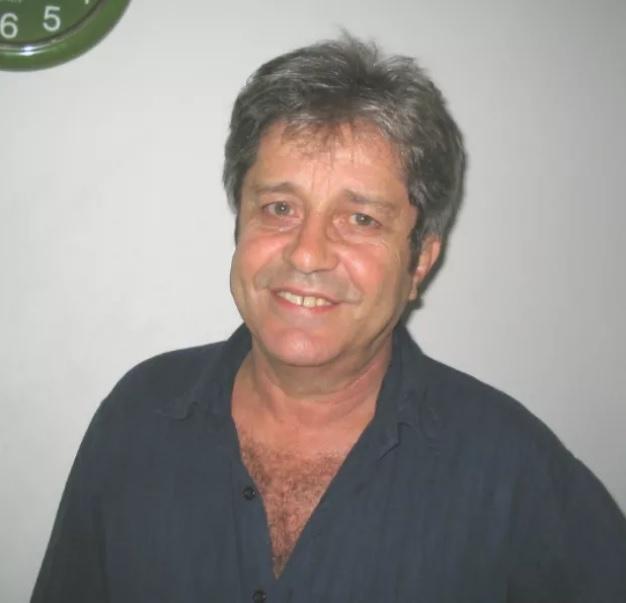 O ator João Carlos Barroso