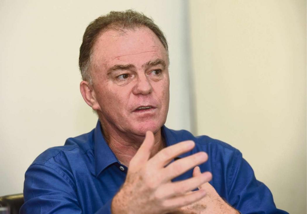 Governador Renato Casagrande. Crédito: Carlos Alberto Silva