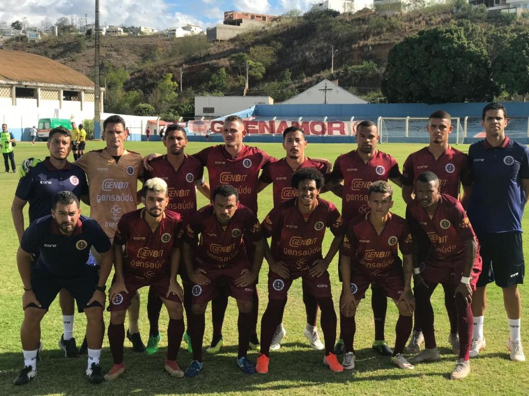 A Desportiva estreou com vitória na Copa Espírito Santo