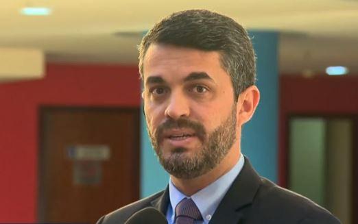 Presidente da Associação Espírito-Santense do Ministério Público do Espírito Santo, Pedro Ivo de Sousa. Crédito: Reprodução/TV Gazeta
