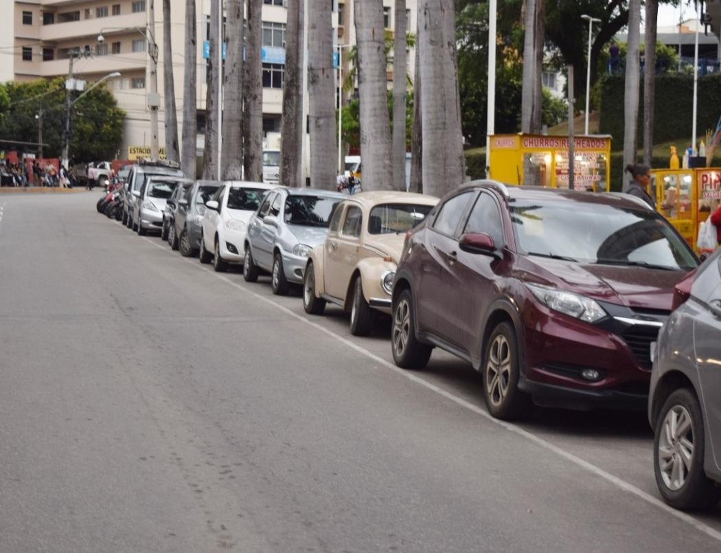Rotativo deve ter 2.186 vagas - destas, 1.767 são para carros e 419, para motos. Crédito: Divulgação/PMCI