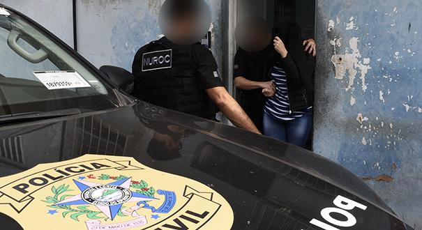 Operação Ponto Cego, do Nuroc, prende duas advogadas acusadas de favorecer facções criminosas