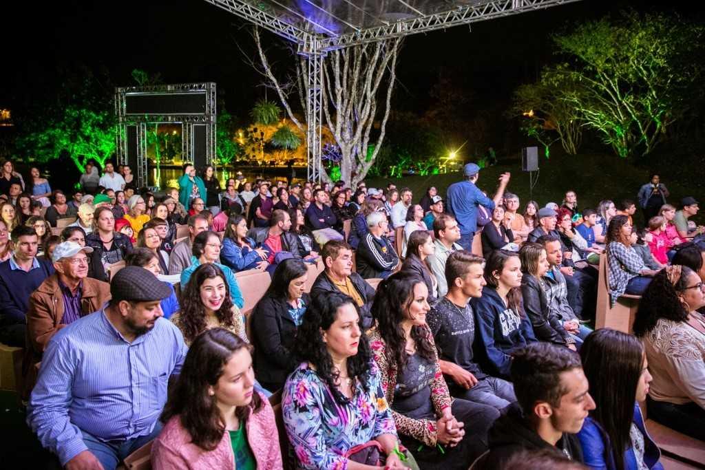 21/08/2019 - Plateia do Festival Nacional de Cinema Ambiental do Espírito Santo - Cine.Ema 2018. Crédito: Debora Benaim/Divulgação