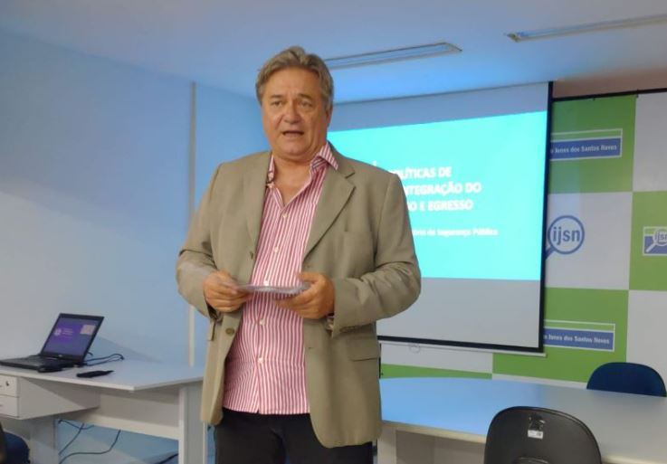 Luiz Paulo é presidente do Instituto Jones. Crédito: ISJN/Divulgação