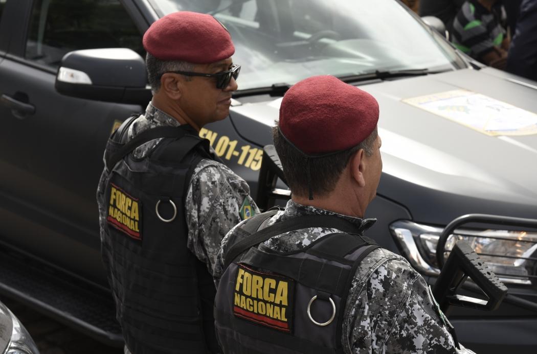 A cidade de Cariacica foi escolhida para desenvolver projeto-piloto do governo federal na área de segurança. Crédito: Vitor Jubini