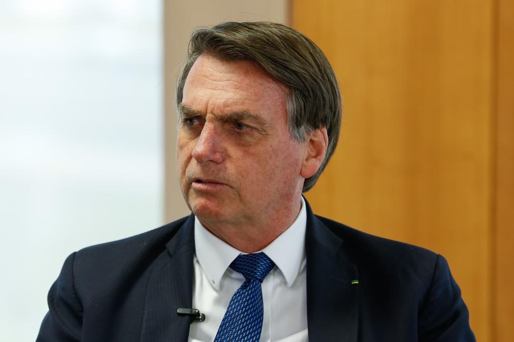 O presidente da República, Jair Bolsonaro (PSL). Crédito: Carolina Antunes/PR