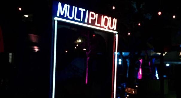 O Multipliqui é realizado na Praça Central de Muqui, na região Sul do Espírito Santo. Crédito: Sullivan Silva
