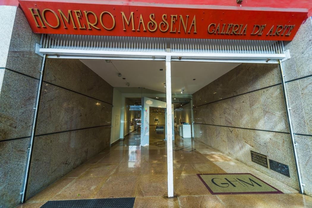 Galeria Homero Massena, na Rua Pedro Palácios, no Centro de Vitória. Crédito: Vitor Nogueira/Secult